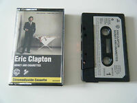 ERIC CLAPTON MONEY AND CIGARETTES CASSETTE TAPE 1983 PAPER LABEL WARNER BROS