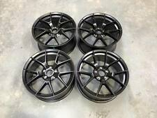 "20"" 763M Style M4 CS Wheels Gloss Black 5x120 BMW E90 E91 E92 F10 F11 F30 F32"
