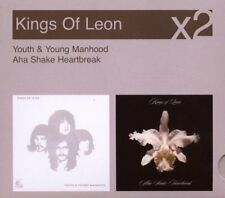 Kings of Leon Youth & young manhood/Aha shake heartbreak (2003/04/07, s.. [2 CD]