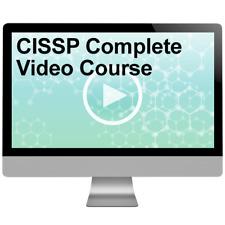 CISSP Complete Video Course 2015 Training