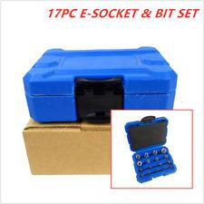 Alan Allen Alen Hex Key Socket Wrench Set Metric Standard Inch Short Arm IN 17pc