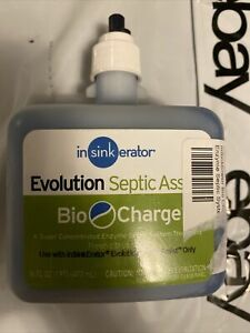 InSinkErator Evolution Septic Assist Bio Charge  Cartridge 16oz FREE SHIPPING