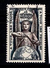 Francia 1954 Yv. 998 Usato 100% 30 f, Conferenza