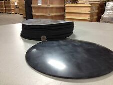 Viton Rubber Gasket Material - 8 inch Disc x 1/8