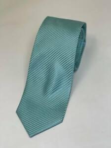 59'' Metallic mint Bill Blass Men's Necktie collection