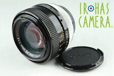 Canon FD 55mm F/1.2 S.S.C. Lens #22666 G1