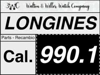 NOS 1 pc LONGINES 990.1 original parts vintage automatic GENUINE movement 3WC