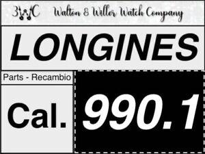 NOS 1 PC Longines 990.1 Original Parts Vintage Automatisch Echt / Authentisch