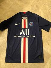 Nike Stadium Paris Saint Germain Home Kit Neymar PSG Sz Medium 2019/20