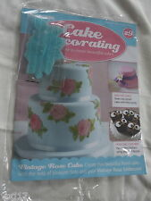 DeAGOSTINI CAKE DECORATING  MAGAZINE DOUBLE ENDED CUTTING WHEEL   No 29  NEW