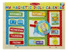 Melissa & Doug 19253 My First Daily Magnetic Calendar