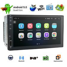 Android 9.0 Doppel Din Autoradio Navigation DAB+ USB Bluetooth 4G WiFi DVB-T2 E