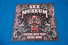 Sex Museum – Fifteen Hits That Never Were SEALED FACTORY ♫♫ 2x LP vinyl