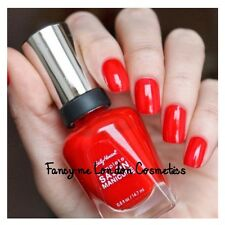 Sally Hansen Complete Salon Manicure 14.7ml Other Ranges in Shop 570 Right Said Red