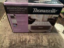 Thomasville Adjusta Comfort Queen Air Mattress Built-in Pump Retail $289.99