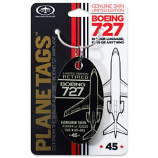 Planetags - Trump B727 Keychain