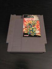 Original Nintendo Teenage Mutant Turtles The Arcade Game (Cleaned,Tested)