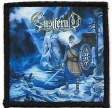 Ensiferum-da lontano-Stampato Patch-SPEDIZIONE GRATUITA!!!
