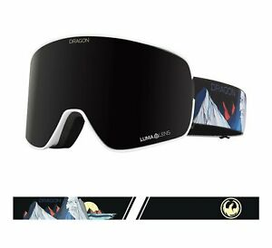 Dragon NFX2 Chris Benchetler Lumalens Midnight Ion/Rose Snow Goggle NIB NEW 2020