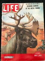 LIFE MAGAZINE June 7 1954 ARCTIC TUNDRA / Indochina War / McCarthy / War Orphans