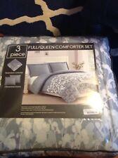 Serena Full/queen Comforter Set, 3 Piece, NIP