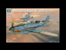 Trumpeter 1/32 02296 Messerschmitt Bf 109G-6 (Early) model kit ◆