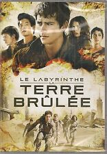 "DVD ""Le Labyrinthe La terre brulee"" - Neuf sous blister"