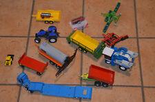 Siku Farmer 1:32 Konvolut - Traktor Kipper Erntemaschine Sattelschlepper PKW