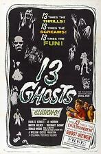 "13 Ghosts Poster 16""x24"""