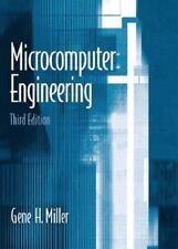 Microcomputer Engineering by Gene H. Miller (2003, Hardcover)