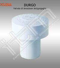 DURGO Valvola di Areazione LIRA Antigorgoglio Made in Italy Ø 32 9.3983.01