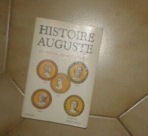 Histoire auguste. Empereurs romains des IIe et IIIe siècles. Bouquins. 1994.