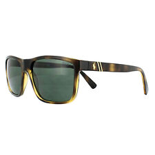 Polo Ralph Lauren Sunglasses PH4133 500371 Havana Green