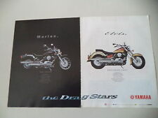 advertising Pubblicità 1998 MOTO YAMAHA 650 DRAG STAR DRAGSTAR