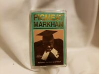 Pigmeat Markham's  Here come the judge on cassette tape