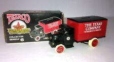 Texaco 1925 Mack Bulldog Lubricant Truck Collector Series#6 Limited Edition Bank