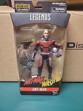 """Marvel Legends 6"""" Ant-Man & Wasp BAF Cull Obsidian Ant-Man Hasbro"""