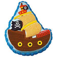 Moule à gâteau Bâteau de Pirate - Wilton