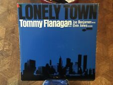 TOMMY FLANAGAN - Lonely Town ~ BLUE NOTE 3186 {japan orig} *1959* w/Elvin Jones