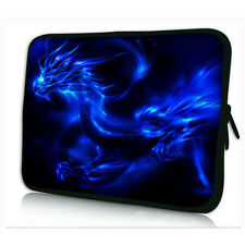 """Blue Dragon Soft Bag Sleeve Case Cover For 16.5"""" 17"""" 17.3"""" 17.4"""" Laptop Notebook"""