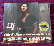 Alex To ( 杜德偉 ) ~ I Believe ( Taiwan Press ) Cd