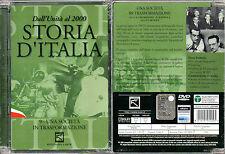 STORIA D'ITALIA  VOL. 9 - UNA SOCIETA' IN TRASFORMAZIONE - DVD (NUOVO SIGILLATO)