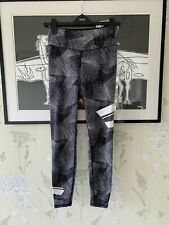 Black & White Activewear/Fitness Legging From H&M SPORT - Size S