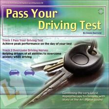 Pass Your Driving Test/Driving Nerves By Glenn Harrold.