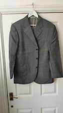 Pal Zileri  50% Mohair/50% Wool Grey Blazer Jacket Size 40 *VGC* Made in Italy