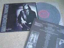 "JOHN NORUM TOTAL CONTROL 1987 KOREA VINYL LP 12"" w/INSERT EX sweden EUROPE"