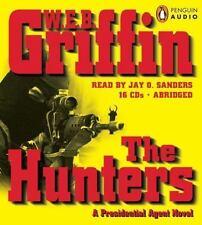 Audio BooK Hunters WEB Griffin Delta Force M Castillo 16 CDs NEW Free Shipping!!