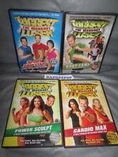 The Biggest Loser 4 DVD Workout Fitness Set