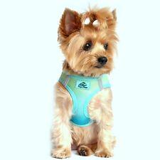 Doggie Design American River Ombre Mesh Choke Dog Harness — Pick Color/size Aruba Blue XS