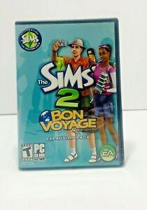 Sims 2: Bon Voyage (PC, 2007)